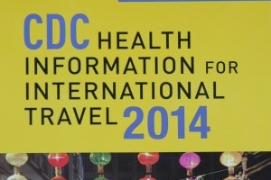 The Yellow Book published by the CDC