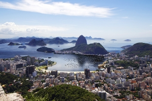 The 2016 Summer Olympics will be held in Rio de Janeiro, Brazil