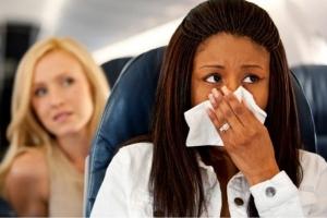 Get a flu shot before you travel.
